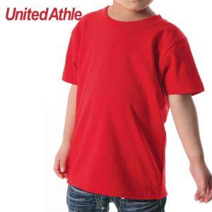 United Athle 5001-02 5.6oz 日本新款優質童裝全棉 T 恤