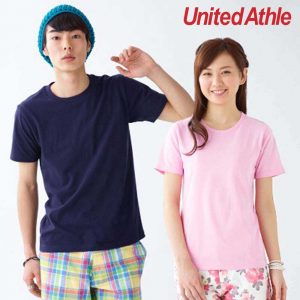 United Athle 5401 5.0oz Adult Cotton T-shirt