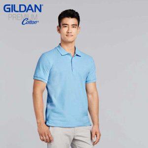Gildan 83800 6.3oz Adult Ring Spun DP Sport Shirt