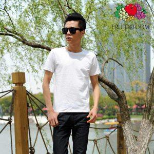 Fruit of the Loom FLT-114 Premium Cotton Adult Ring Spun T-Shirt